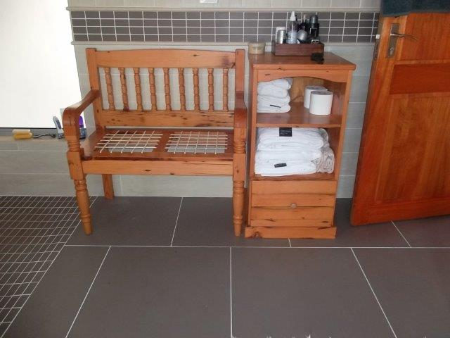 Bathroom bench from furniture manufacturers sa