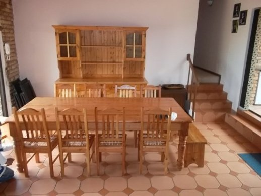 Dining Room Furniture Custom Made By Warren Timbers