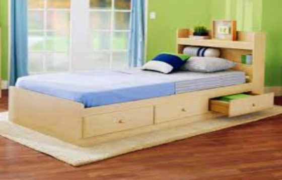 Custom made childrens furniture - Childrens small bedroom furniture solutions ...