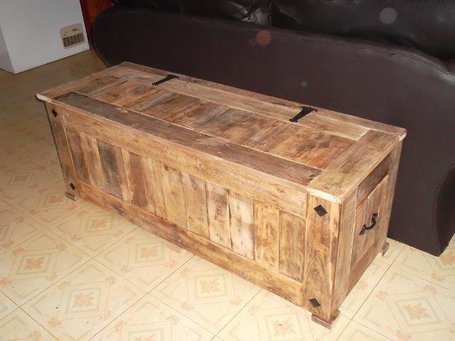 Pallets Wood Pallet Furniture. Oregon Linen Chest