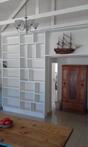 Shelving Wall to Wall